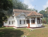 AI 03 - Old Colonial House with a Rubber Plantation